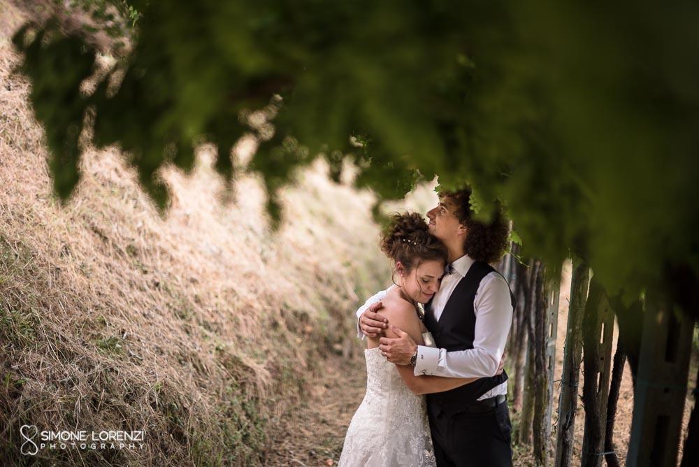Anna e Simone – Matrimonio Le Cantorie – Gussago, Brescia