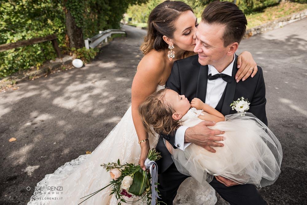Marina e Diego – fotografo Matrimonio San Giovanni delle Formiche – Villongo, Bergamo