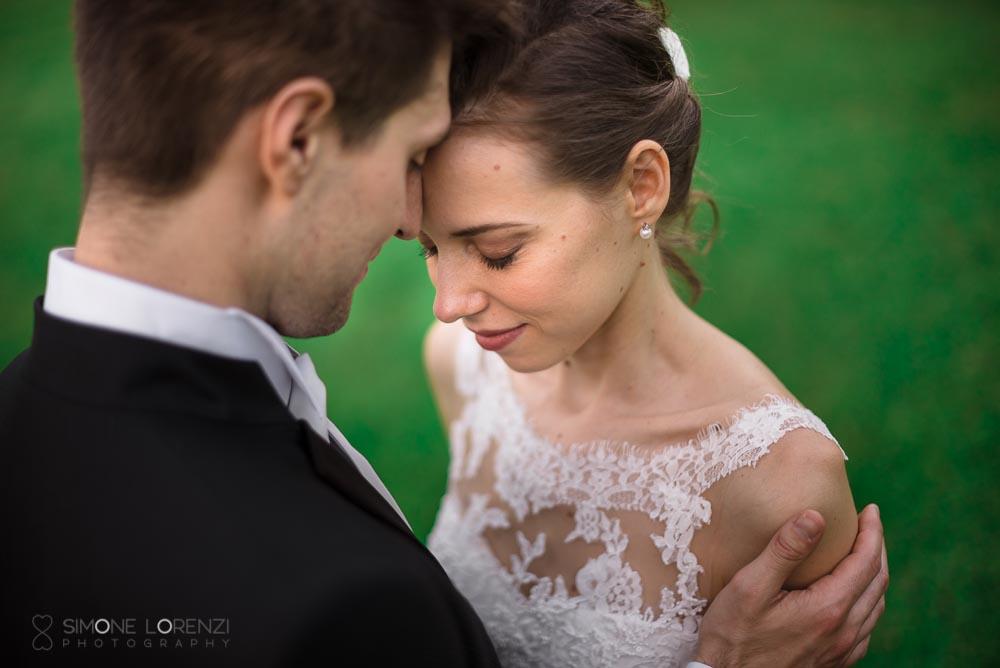 Elisa e Davide – fotografo Matrimonio Villa Borromeo – Cassano d'Adda, Milano