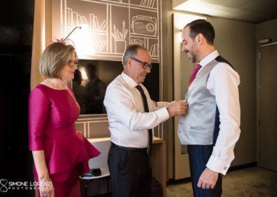 fotografo Matrimonio Milano hotel IBIS, reportage e foto spontanee senza pose