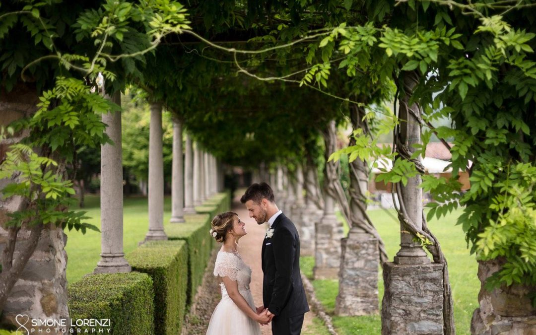 Francesca e Marco – Matrimonio Villa Martinelli – Mapello, Bergamo