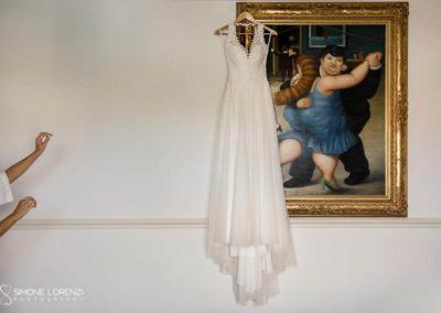 vestito sposa per Matrimonio country chic a Bergamo, Lombardia