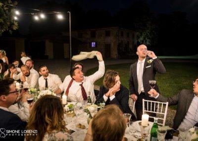 matrimonio giovane notturno al Matrimonio civile in Villa Pesenti Agliardi, Bergamo